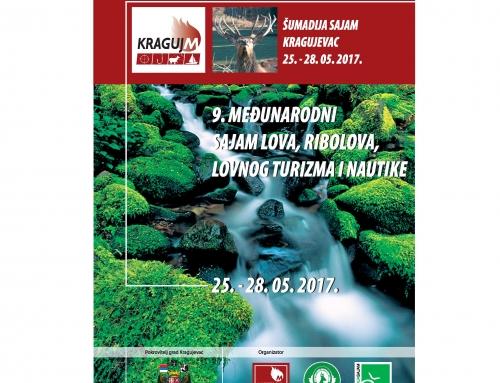 """Otvoren Međunarodni sajam lova, ribolova, lovnog turizma i nautike """"Kraguj M"""""""
