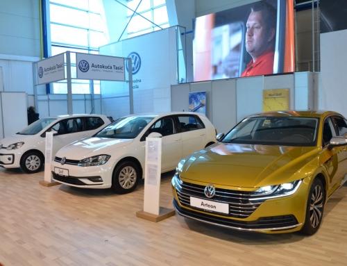 Promocija automobila Volkswagen Novi Polo i Arteon – Auto kuća Tasić