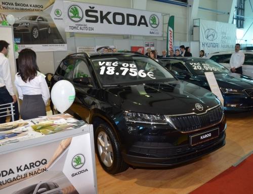 Premijera automobila Škoda KAROQ – Tomić auto