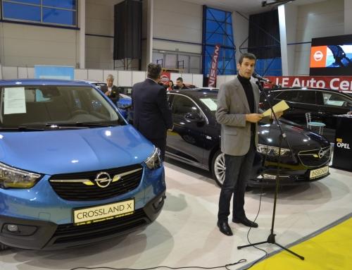 Promocija automobila Opel Crossland X i Grandland X – Auto kuća Inter auto Trade