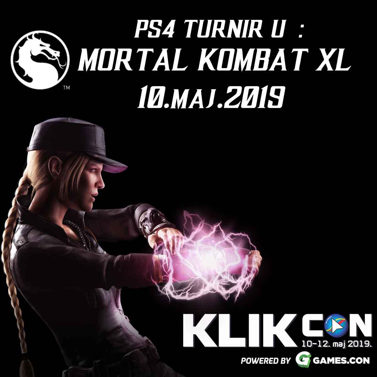 KlikCon Mortal kombat turnir