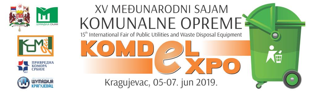 Otvoren KOMDEL EXPO 2019