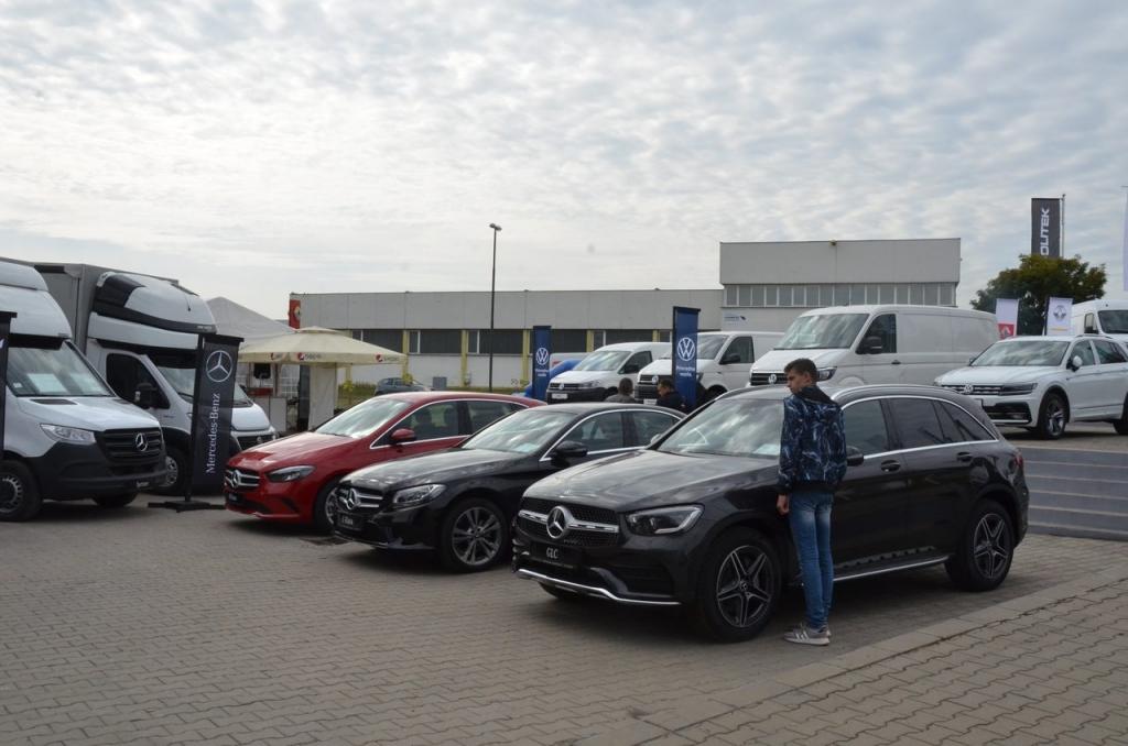 Sajam privrednih vozila TRANSTEK 2019, Šumadija sajam
