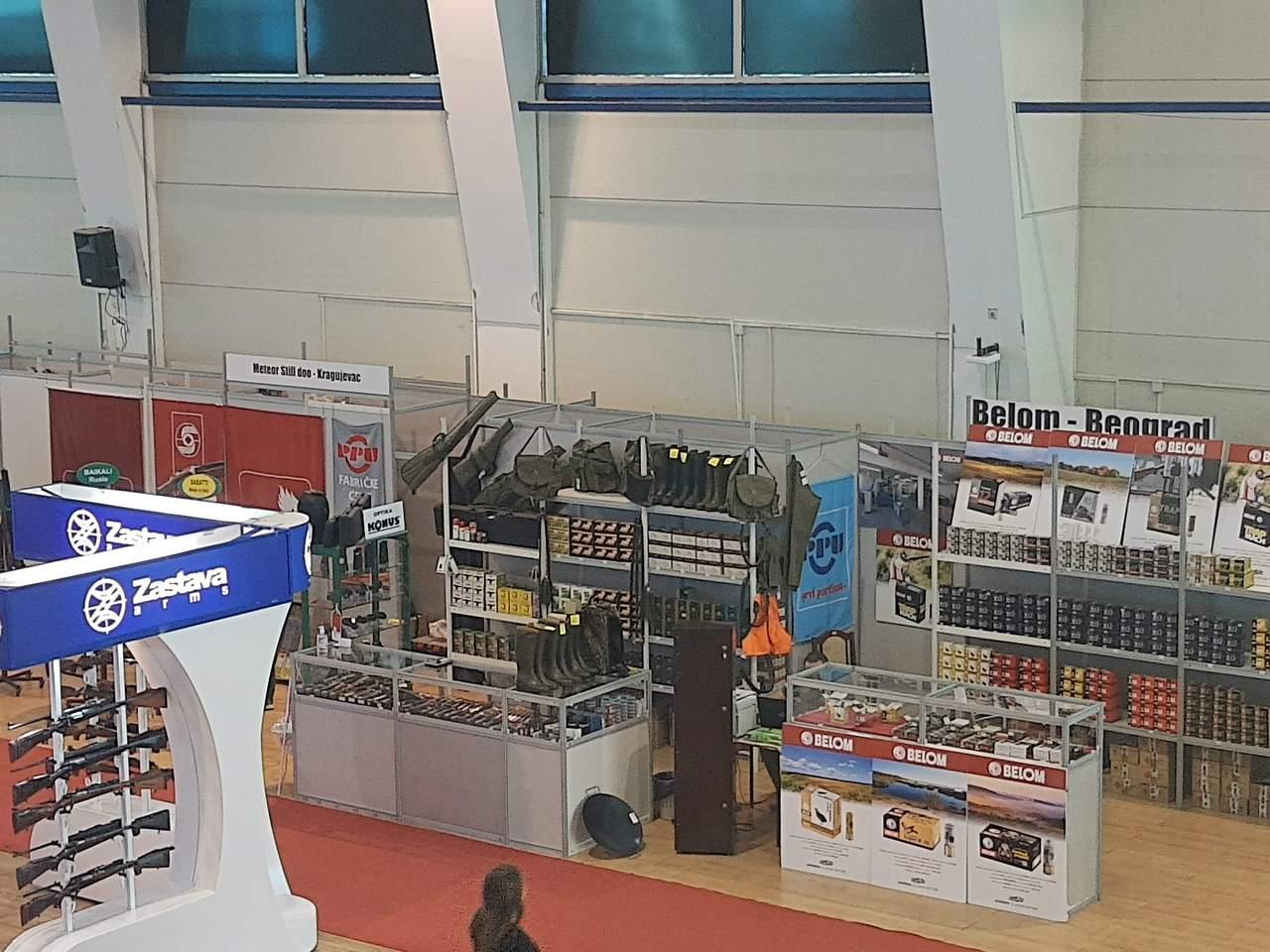 Kraguj M 2021 - Otvaranje sajma